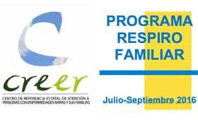 geriatricarea Programa de Respiro Familiar Creer