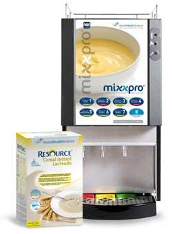 geriatricarea real Instant Lacteado Mixxpro