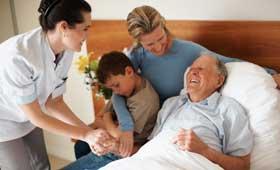 geriatricarea atención a las personas mayores en Castilla y León