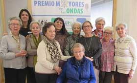 geriatricarea radio participación social mayores Amparo Suay