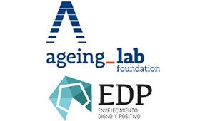 Geriatricarea Ageing Lab EDP Envejecimiento Digno y Positivo'