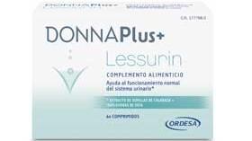 Donnaplus+ Lessurin: complemento alimenticio para prevenir la incontinencia urinaria