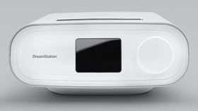 DreamStation, lo último en tratamiento domiciliario de la apnea del sueño
