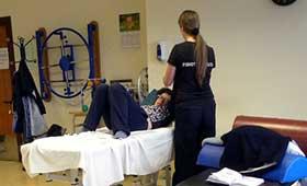 Geriatricarea Fisioterapia COCEMFE-Cantabria