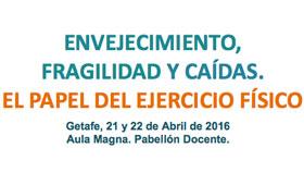 Geriatricarea Hospital Universitario de Getafe Envejecimiento, fragilidad y caídas