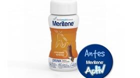 Meritene Drink: suplemento proteico para mayores rico en proteínas de alto valor biológico