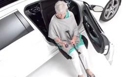 Turny Low Vehicle: lo último en asientos giratorios para personas con discapacidad