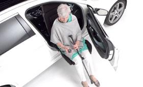 Geriatricarea Turny Low Vehicle Autoadapt asiento giratorio
