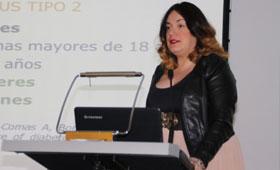 Geriatricarea doctora Naiara Fernández Igurco
