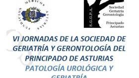 La patología urológica y geriatría, tema central de las VI Jornadas de la SGGPA