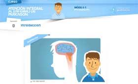 geriatricarea Federación Española de Párkinson cursos online