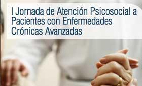 geriatricarea Jornada de Atención Psicosocial a Pacientes con Enfermedades Crónicas Avanzadas