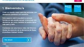 Sanitas Mayores pone en marcha la iniciativa Comprometidos con la Demencia