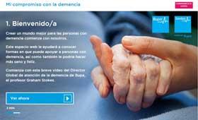 geriatricarea sanitas mayores demencia