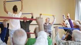 Los beneficios de la terapia ocupacional para los mayores