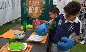 Geriatricarea Fundación Caser Escuela de Héroes