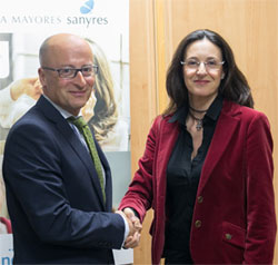 Geriatricarea Sanyres Prevent Ramón Berra Montserrat Moré