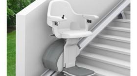Levant Intemperie: una silla salvaescaleras para facilita el desplazamiento en espacios exteriores