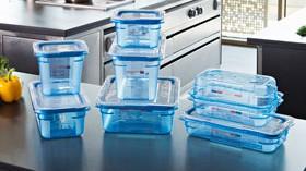 Araven desarrolla una línea de herméticos y cubetas en ABS y libre de Bisfenol A