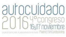 El Congreso Autocuidado 2016 tendrá lugar en Madrid el 16 y 17 de noviembre