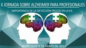 II Jornada sobre Alzheimer para Profesionales AFA Segovia