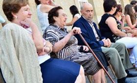 geriatricarea SGXX imagen de las personas mayores