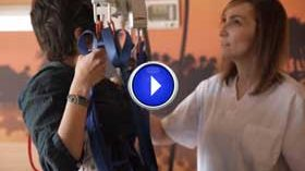 Vídeos para el correcto uso de arneses con grúas elevadoras