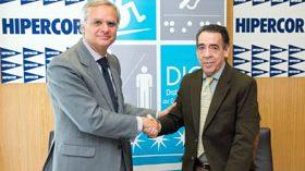 Hipercor certificará todos sus centros con el sistema de accesibilidad DIGA