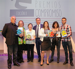 Geriatricarea Clece Social Premios Compromiso integración