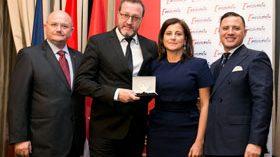 Grupo Sanyres distinguido con la Estrella de Oro del Instituto para la Excelencia Profesional