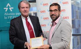 Geriatricarea GAES Alianza para la formación Profesional Dual