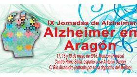 Monzón acoge la IX edición de las Jornadas de Alzheimer en Aragón