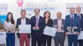 La II edición de los Premios SUPERCUIDADORES ya tiene ganadores