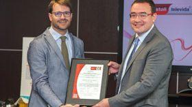 Tunstall Televida certificada por Bureau Veritas como Organización Saludable