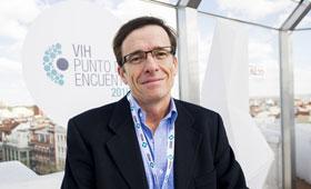Geriatricarea VIH Punto de Encuentro José Ramón Arribas