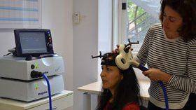 La estimulación magnética transcraneal mejora la memoria en enfermos de Alzheimer y Parkinson