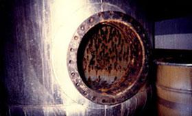 Geriatricarea legionela corrosión Guldager Electrólisis