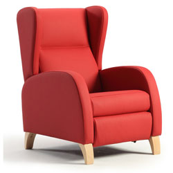 Geriatricarea sillones relax Gales reclinable