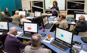 Geriatricarea tecnología de impresión 3D