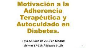 Jornadas Motivación a la Adherencia Terapéutica y Autocuidado en Diabetes
