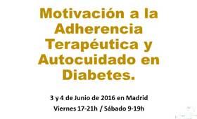 geriatricarea Adherencia terapéutica Autocuidado en Diabetes eSalúdate