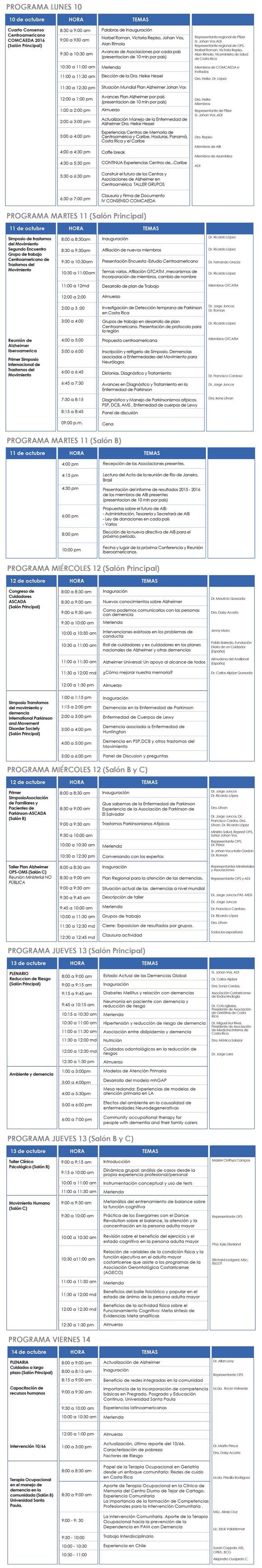 geriatricarea IX Congreso Iberoamericano de Alzheimer