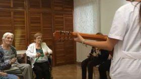 BSP Asistencia imparte un taller sobre música como herramienta de intervención en el ámbito geriátrico