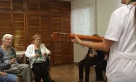 geriatricarea Música ámbito geriátrico