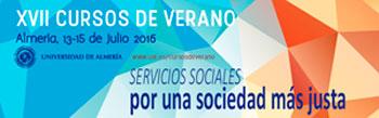 geriatricarea Servicios Sociales curso de verano Universidad de Almería