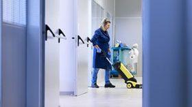 La limpieza, un aspecto fundamental para garantizar el bienestar de los mayores en la residencia