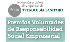 Geriatricarea Premios Voluntades RSE Fenin