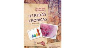 Nueva edición del libro Atención Integral de las Heridas Crónicas de GNEAUP