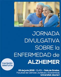 Geriatricarea Jornada Enfermedad de Alzheimer