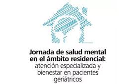Geriatricarea Jornada sobre Salud Mental Sanyres